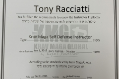 Self Defense Instructor