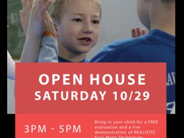 Kids Open House