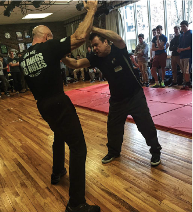 Principles of Krav Maga: Dealing with Attackers