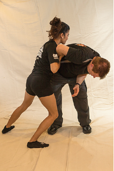 Krav Maga Technical 4