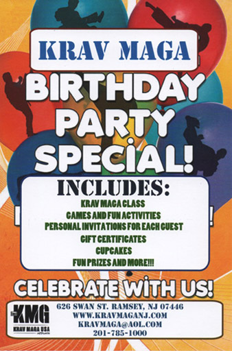 Birthday Party Special!