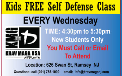 Kids FREE Self Defense Class