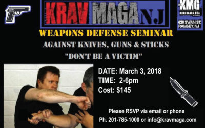 Weapons Defense Seminar