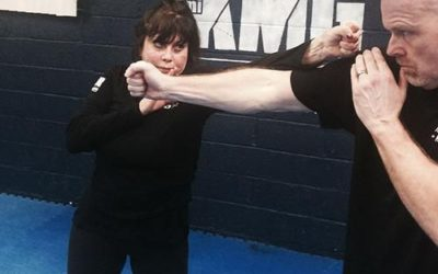 These Grandmas Are Learning An Israeli Military Self-Defense System — And You Should, Too