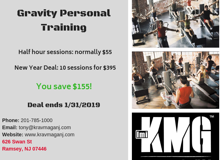 Gravity Personal Training