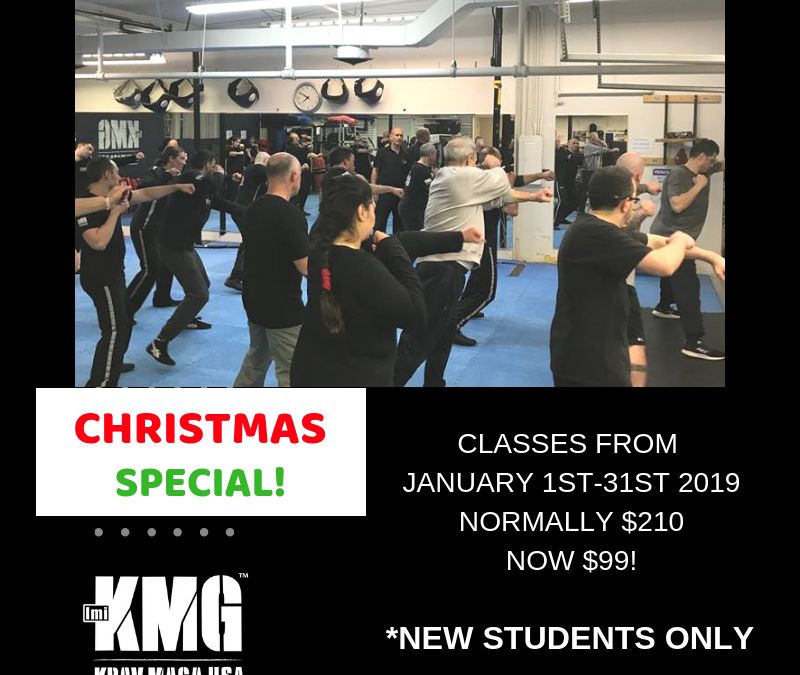 New Student Christmas Special